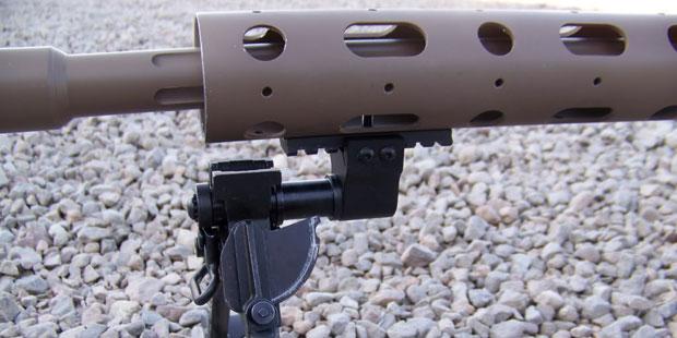 Bipod Adaptor